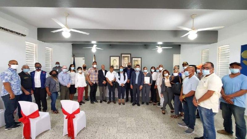 IMPARTEN TALLER SOBRE GESTIÓN DE RIESGOS Y ORDENAMIENTO TERRITORIAL EN LA ALCALDÍA DE ALTAMIRA